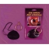 Eye Patch Satin With Earring